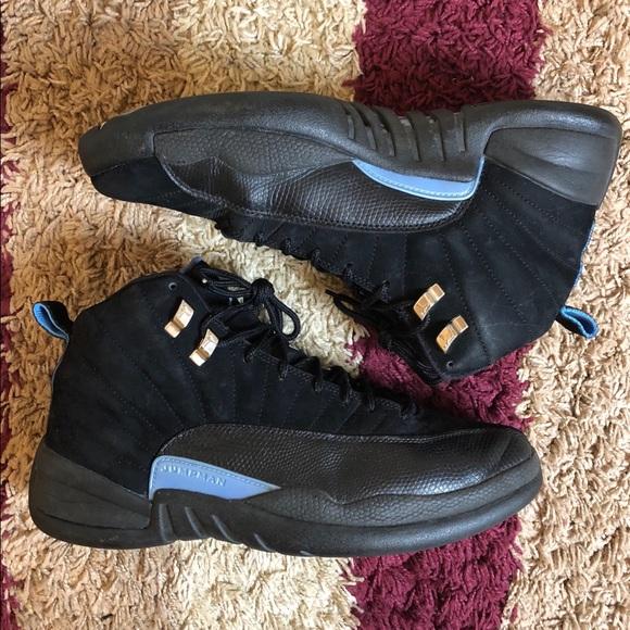 1ed2f34c39acb3 Jordan Other - Nike Air Jordan 12 Retro Nubuck Carolina Blue